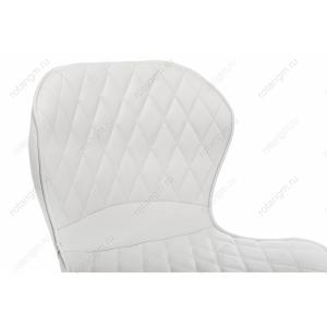 Shanon CColl T-1002 white leather